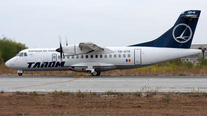 YR-ATE - Tarom ATR 42 (all models)