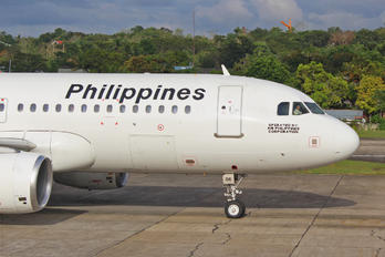 RP-C8606 - Philippines Airlines Airbus A320