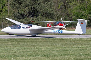 D-7135 - Private Schleicher ASK-21