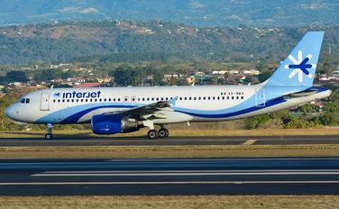 XA-NBA - Interjet Airbus A320