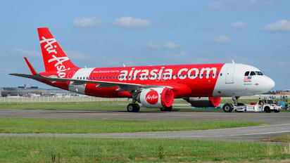 F-WWTR - AirAsia (Thailand) Airbus A320 NEO