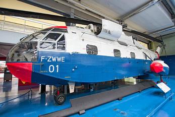 F-ZWWE - Private Sud Aviation SA-321 Super Frelon
