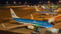 PH-BGD - KLM Boeing 737-700 aircraft
