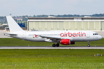 D-ABDX - Air Berlin Airbus A330-200