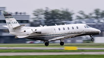 OK-CAA - CAA - Czech Aviation Authority Cessna 560XL Citation Excel aircraft