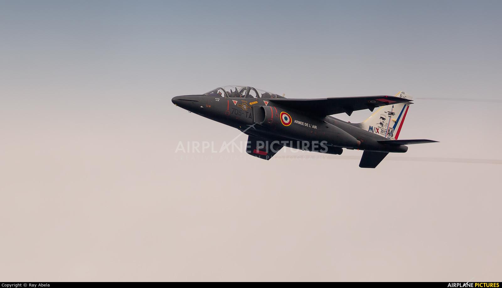 France - Air Force E-42 aircraft at Off Airport - Malta