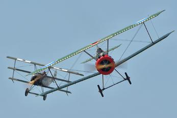 OK-UAL 36 - Private Sopwith Aviation Company Sopwith Camel UL