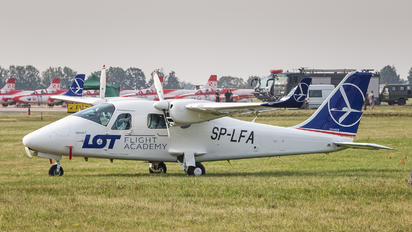 SP-LFA - LOT - Polish Airlines Tecnam P2006T