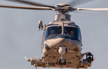 AS1429 - Malta - Armed Forces Agusta Westland AW139