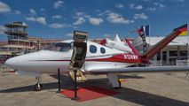 N124MW - Private Cirrus Vision SF50 aircraft