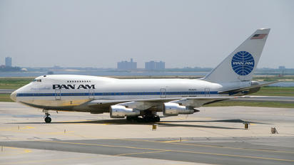 N536PA - Pan Am Boeing 747SP