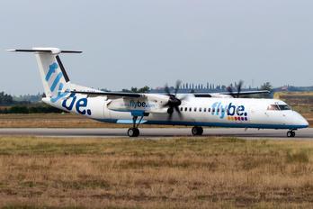 G-ECOT - Flybe de Havilland Canada DHC-8-400Q / Bombardier Q400