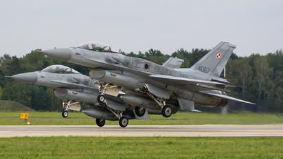 4067 - Poland - Air Force Lockheed Martin F-16C Jastrząb