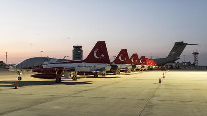 70-3001 - Turkey - Air Force : Turkish Stars Canadair NF-5A