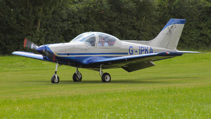 G-IPKA - Private Pioneer 300 Hawk