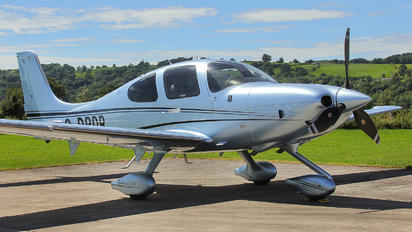 G-DRDR - Private Cirrus SR22T