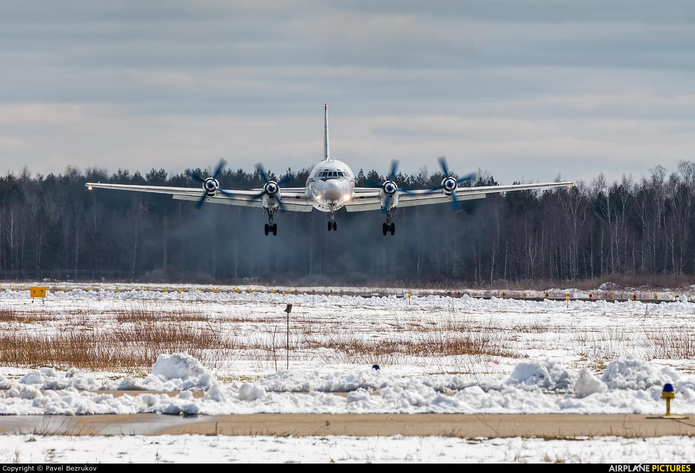 NPP Mir 54006 aircraft at Ivanovo - South