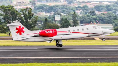 N41GJ - Private Bombardier Learjet 36