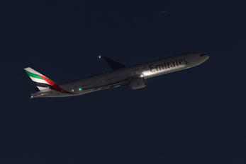 A6-ECE - Emirates Airlines Boeing 777-300ER