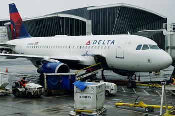 N339NB - Delta Air Lines Airbus A319