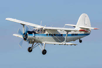 UR-YAK - Unknown Antonov An-2