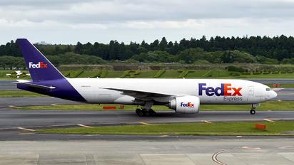 N880FD - FedEx Federal Express Boeing 777F