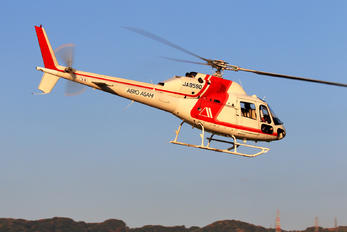 JA9590 - Aero Asahi Aerospatiale AS355 Ecureuil 2 / Twin Squirrel 2
