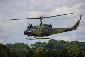 72+19 - Germany - Air Force Bell UH-1D Iroquois
