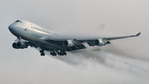 B-LIB - Cathay Pacific Cargo Boeing 747-400F, ERF aircraft