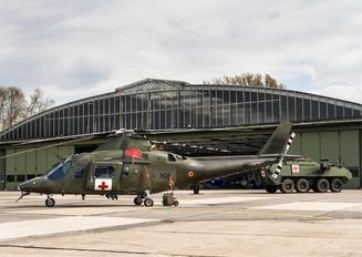 H28 - Belgium - Air Force Agusta / Agusta-Bell A 109BA