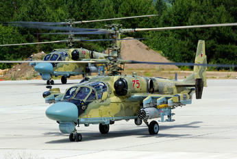 RF-13410 - Russia - Air Force Kamov Ka-52 Alligator