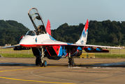 02 BLUE - Russia - Air Force Mikoyan-Gurevich MiG-29UB aircraft