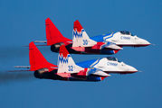 32 BLUE - Russia - Air Force Mikoyan-Gurevich MiG-29 aircraft