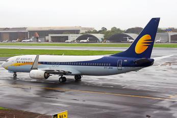 VT-JBW - Jet Airways Boeing 737-800