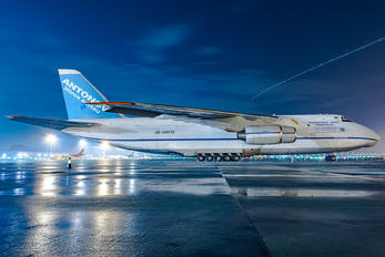 U-82072 - Antonov Airlines /  Design Bureau Antonov An-124
