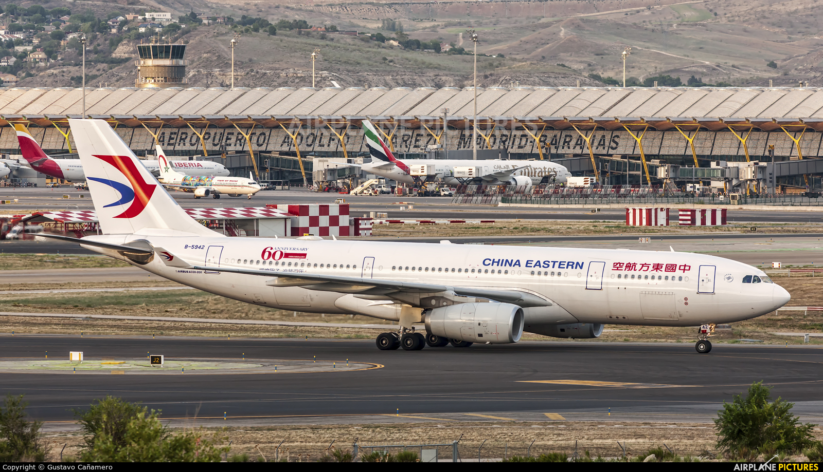 China Eastern Airlines Airbus A330-200 B-5942