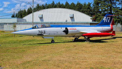 104763 - Canada - Air Force Canadair CF-104 Starfighter
