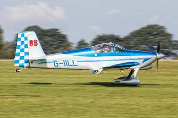 G-IILL - Private Vans RV-7