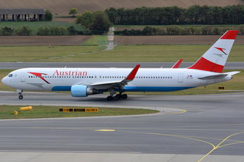 OE-LAE - Austrian Airlines/Arrows/Tyrolean Boeing 767-300ER