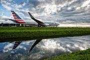 N395AN - American Airlines Boeing 767-300ER aircraft