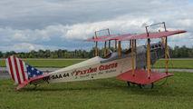 OK-SAA 44 - Private Curtiss JN-4 Jenny (replica) aircraft