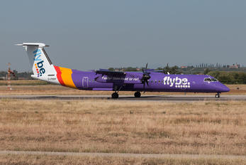 G-PRPF - Flybe de Havilland Canada DHC-8-402Q Dash 8