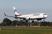 TC-SEN - SunExpress Boeing 737-800 aircraft