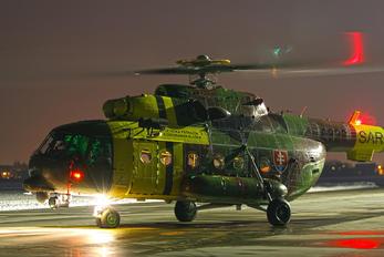 0826 - Slovakia -  Air Force Mil Mi-17