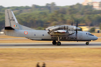 K2730 - India - Air Force Antonov An-32 (all models)