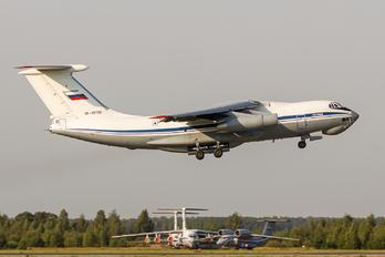 RF-78789 - Russia - Air Force Ilyushin Il-76 (all models)