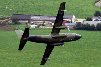 50+74 - Germany - Air Force Transall C-160D