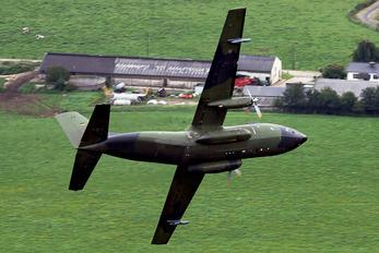 50+74 - Germany - Air Force Transall C-160D