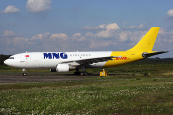 TC-MCH - MNG Cargo Airbus A300F4-605R