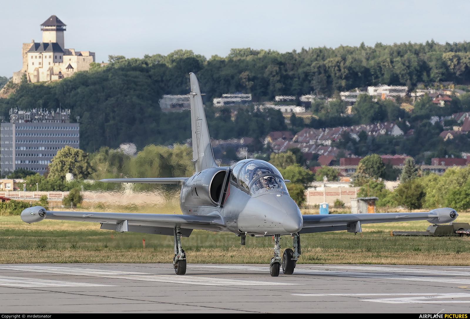 Slovakia -  Air Force 5251 aircraft at Trenčín